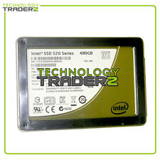 SSDSC2CW480A310  Intel 520 Series 480GB 6Gb/s SSD