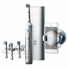 Braun Oral-B Genius 9000s weiss Cashback Elektrische Zahnbürste Reiseetui