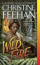 A Leopard Novel: Wild Fire 4 by Christine Feehan (2010, Paperback)