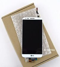 White LCD Display Touch Digitizer Screen for LG Optimus G2 D800 D801 LS980 VS980