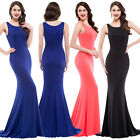 New MERMAID Sexy Long Prom Dress Maxi Cocktail Evening Party Gown Wedding Dress