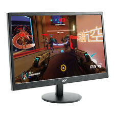 "AOC M2470SWH 23.6"" HD PC GAMING MONITOR WITH INTEGRATED SPEAKERS AND HDMI & VGA"