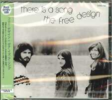FREE DESIGN-THERE IS A SONG-JAPAN CD Ltd/Ed C15