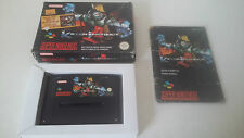 KILLER INSTINCT - SUPER NINTENDO - JEU SUPER NES SNES PAL EN BOITE & NOTICE
