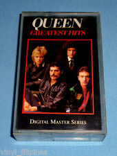 PHILIPPINES:QUEEN - Greatest Hits,TAPE,Cassette,RARE,Freddie Mercury,Bohemian