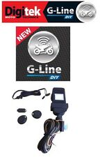 Digitek G-Line DIY Motorbike Motorcycle DIY Easy Fit Alarm