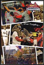 2007 St Louis Cardinals Baseball MLB Media GUIDE
