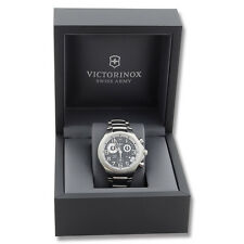Victorinox Swiss Army Men's Chronogragh Watch 241466 chrono base camp NWT