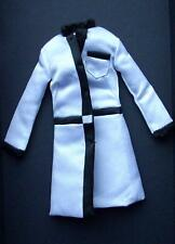 """12"""" Poppy Parker~She's Not There Graphic Color-Blocked B & W Coat"""