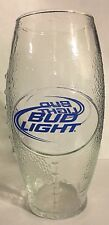 Collectible Bud Light Football Shaped Drinking Glass