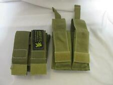 London Bridge LBT Old School Double Cell Mag Pouch Yellow Lable Navy SEAL DEVGRU