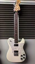 Fender Telecaster Deluxe Chris Shiflett Guitarra Eléctrica + Estuche Foo Fighters