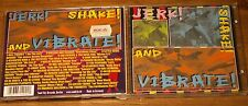 JERK! SHAKE! AND VIBRATE - VARIOUS - 2001 CD - RHYTHM BLUES SOUL FUNK BURNER