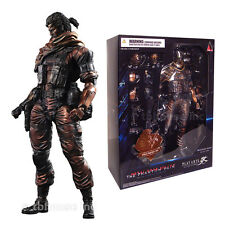 2014 SDCC BRONZE PUNISHED SNAKE exclusive METAL GEAR SOLID V mgsv PLAY ARTS KAI