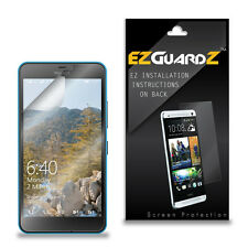 2X EZguardz LCD Screen Protector Cover HD 2X For Microsoft Lumia 640 XL (Clear)