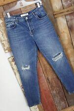LIGHT BEFORE DARK * Jeans Denim * Blue Jeans * Destroyed * W28 L27 - Gr 38