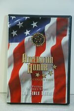 American Honor Video Collection - Vietnam Soldier's Story: Invisible Enemy DVD