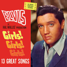 Elvis Presley - Girls Girls Girls CD