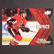 SHANE PRINCE Rookie 2015/16 Full Force Immediate Impact #IISP Ottawa Senators rc