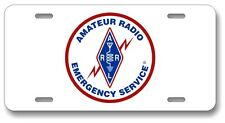 ARES Logo - Amateur Radio Emergemcy Service License Plate - Ham Radio