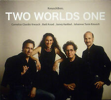 CD KREUSCH BROS. - two worlds one
