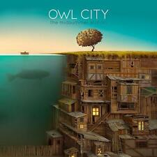 Owl City - The Midsummer Station   - CD NEUWARE