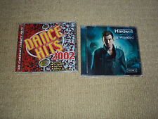 2 DANCE MUSIC CDS, HARDWELL PRESENTS REVEALED VOLUME 4 AND DANCE HITS 2002