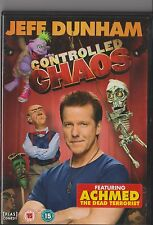 JEFF DUNHAM CONTROLLED CHAOS DVD ACHMED