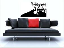 "BREAKING BAD BORDERLESS MOSAIC TILE WALL POSTER 35"" x 25"" WALTER WHITE"