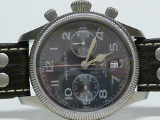 Hamilton Khaki Field Pioneer Auto Chrono Swiss Made Men's Watch