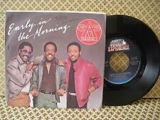 Gap Band Early in the morning  -  45g 7'' (B5)