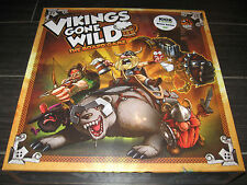 Vikings Gone Wild The Board Game Limited Deluxe Edition KickStarter Exclusive KS