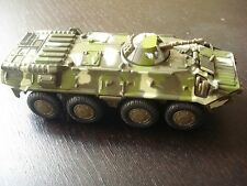 Fast Ship  1:50  1/50 BTR80  Scale Russian Tank Military Diecast