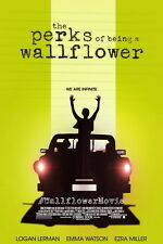"020 The Perks of Being a Wallflower - American Film Emma Watson 14""x21"" Poster"