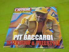 PIT BACCARDI - INDER - JAM' DOM  !!!RAP OLD SCHOOL !!!!!!RARE CD!!!