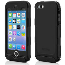 Incipio ATLAS ID Rugged Dustproof Waterproof Case Cover iPhone 5 5S White (OPEN)