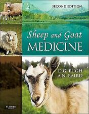 SHEEP AND GOAT MEDICINE - NEW HARDCOVER BOOK