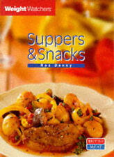 Weight Watchers: Suppers and Snacks,VERYGOOD Book