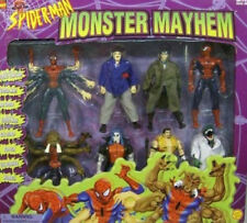 Marvel Spider-Man Monster Mayhem Lizard Punisher Kraven Jonah Jameson ManSpider