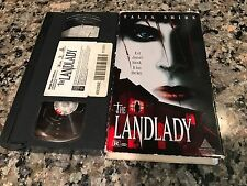 The Land Lady Rare VHS! Trimark 1997 Horror Talia Shire