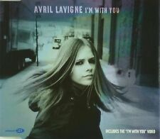 Maxi CD - Avril Lavigne - I'm With You - #A2463
