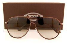 Brand New TOD'S Sunglasses TO 0097 97 Color 48F Brown 100% Authentic