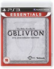 The Elder Scrolls IV Oblivion 5th Anniversary Edition para PAL PS3 (nuevo Y Sellado)