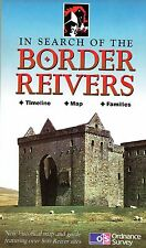 In Search of the Border Reivers map