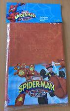 Spider Man & Friends Deko Tisch Decke 1,80m x 1,20m
