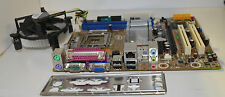 MOTHERBOARD INTEL DG41WV S. 775 DDR3  MICRO-ATX I/O SHIELD FAN INC. WARRANTY