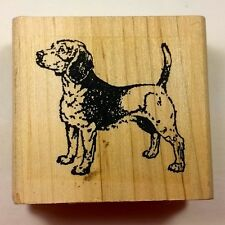 Hunting Dog Rubber Stamp by The Stamp Store