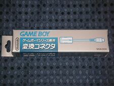 NEW in BOX Nintendo GAME BOY GB Pocket COLOR Conversion Connector Cable MGB-004