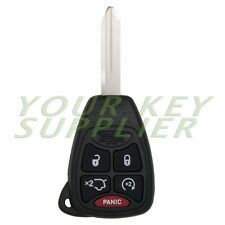 New Replacement Keyless Remote Head Key for Jeep Commander Liberty Cherokee