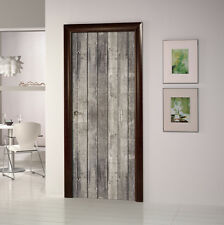 Door Sticker - Self-Adhesive Vinyl Decal - Fridge Decal - Wallpaper - model 1411